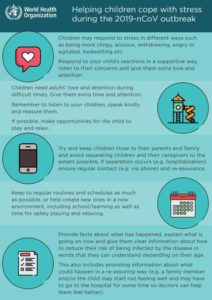 Coping with Stress (kids)